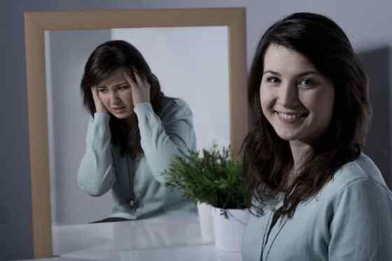 Como é a cabeça de uma pessoa com transtorno bipolar?